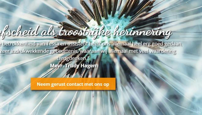 Samen met aster-uitvaartzorg.nl/ stap voor stap werken aan een unieke afscheid!