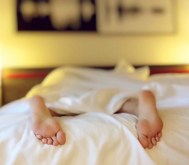 Slechter slapen door ouderdom